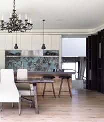 105 interior design ideas for the kitchen in diffe styles modern white kitchen bright blue