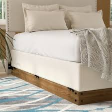japanese bed frame. Winston Wood Bed Frame For Box Spring Japanese
