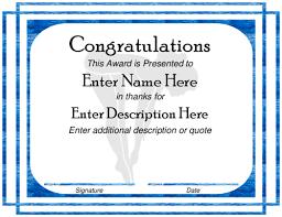 Congratulation Certificate - Beni.algebra-Inc.co
