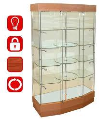 display cabinet revolving wooden veneer glass display cabinet display cabinet ikea malaysia display cabinet display cabinet with glass