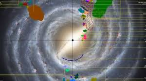 Star Trek Galaxy Chart Is There A Galactic Map Showing The Homeworlds Of The