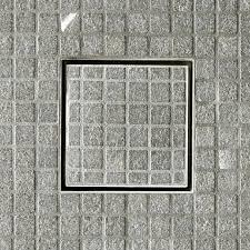 tile shower drain tile shower drain installation shower pan installation how to install shower pan liner