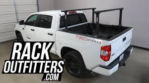 Thule 500XTB Xsporter Pro Height Adjustable Aluminum Truck Bed Rack ...