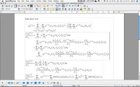 openoffice equation editor jennarocca