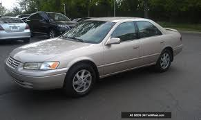 Toyota Camry 1999. 1999 toyota camry pictures cargurus. 1999 ...