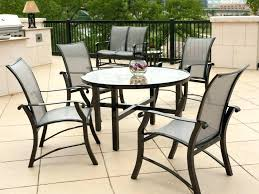 round wooden garden table and chairs metal patio table large size of and metal patio table round wooden garden table