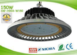 140lm w round led high bay lamp 150w high bay led lighting hbg driver