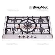 30 gas cooktop. Amazon.com: Windmax New 30 Inch Stainless Steel 5 Burner Built-In Stoves NG LPG Gas Cooktop Cooker: Appliances