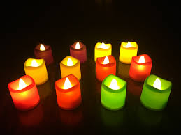 Lighting Candles File Led Candles Lighting Jpg Wikimedia Commons