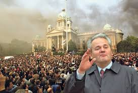 Image result for milovan drecun i slobodan milosevic