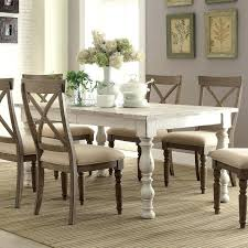 furniture style guide. Dining Room Furniture Styles Wood Rectangular Table And Chairs In Weathered Worn White By Riverside . Style Guide