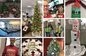 Merry Christmas Happy New Year United Construction