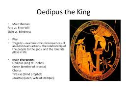 Oedipus The King Essay Topics Oedipus Thesis Statements And Essay Topics