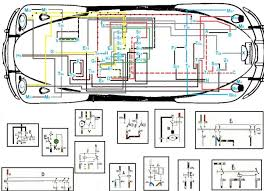 volkswagen beetle wiring diagram wiring diagram 1973 vw beetle wiring diagram image about