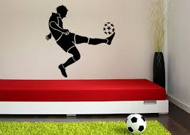 Soccer Decorations For Bedroom Bedroom Large Bedrooms For Boys Soccer Brick Decor Lamps Gray