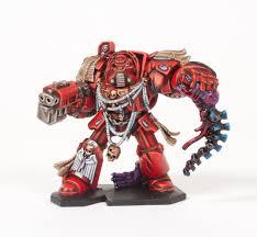tutorial how to paint space hulk blood angel terminators