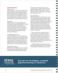 Crossref Annual Report 2009 10 By Crossref Issuu
