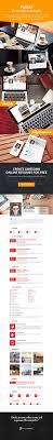 9 Best Premium Resume Templates Images On Pinterest Career