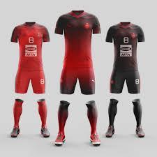 Soccer Kit Designer