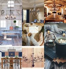 hygge chandelier ideas