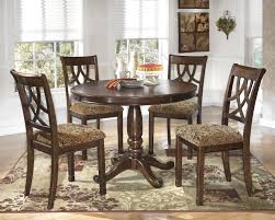 full size of dinning room 7 piece round dining set large round dining table seats