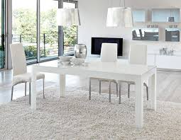glass dining furniture uk captivating table sets awesome white tables modern white dining table4