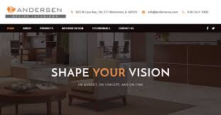 Office Interior Design Websites Small Businesses Doing Big Things Andersen Office Interiors