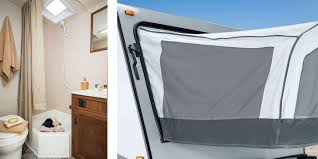travel trailers with large bathrooms. \u003cstrong\u003eJay Feather Features\u003c\/strong\u003eThe Bathroom Offers Additional Light Thanks Travel Trailers With Large Bathrooms L