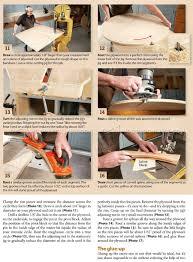 build round tabletop