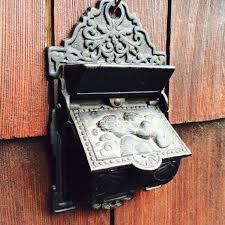 cast iron match holder antique fireplace match by acertainfeel