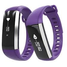 Track My Blood Pressure M2 Smart Bracelet Blood Pressure Band Heart Rate Monitor Fitness