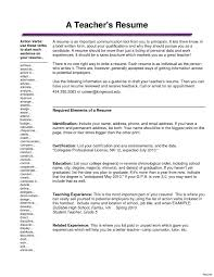 Camp Counselor Job Description For Resume Best Of Teacher Resume