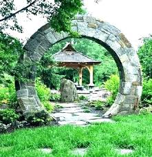 garden arch wooden build your own building a archway moon kits australia get ations