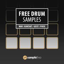 Free Drum Samples Free Download Samplefino