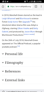 Was Reading Through Wikipedia And Came Across This The Official