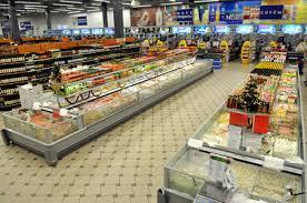 ГМ Империал  На первом этаже гипермаркета Империал расположен супермаркет Пчелка с торговой площадью более 6000 квадратных метров более 50000 наименований продуктов