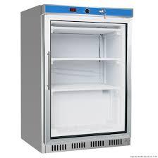 hr200g s s display bar fridge with glass door