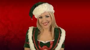 elf costume makeup application