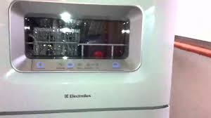 Mini Dishwashers Dishwasher Electrolux Hd Youtube