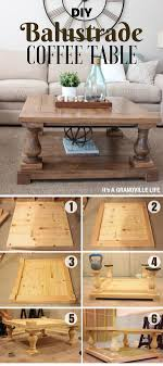 easy diy furniture projects. 756 Best DIY Furniture Projects Images On Pinterest   Home Ideas Easy Diy Rustic Coffee Table