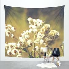 nature wall tapestry botanical wall tapestry nature decor large wall art photo tapestry flower tapestry nature