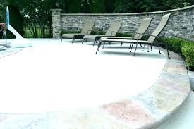 awesome cost of cement patio and cement patio cost cinder block patio great block garden wall cost of cement patio