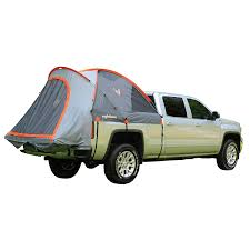 Amazon.com: Rightline Gear 110765 Mid-Size Short Truck Bed Tent 5 ...