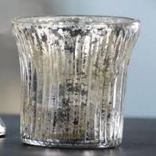 antique mercury glass. Plain Glass Antique Silver Mercury Glass Votive Intended I