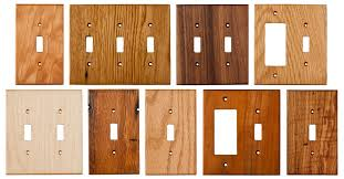unfinished wood switch plates wood light switch plates wood light switch covers