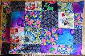 Quilted Pillowcases #quilt | Critic Housewife & When you quilt ... Adamdwight.com