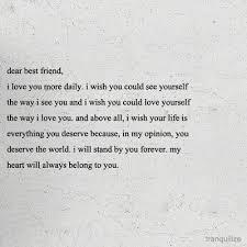 f8d1d e247c6f5341e76f232 dear best friend best friend letter