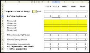 How To Calculate Depreciation Using Excel