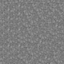 black stone brick wall pbr texture