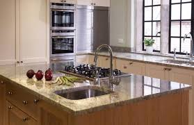 Kitchens With Wine Racks White Cabinets Granite Countertop White Wood Counter Wine Rack